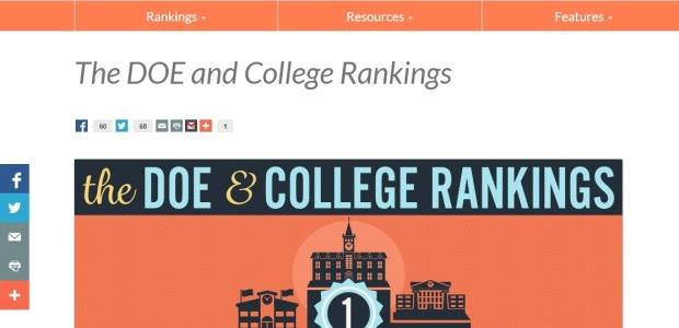 college ranking